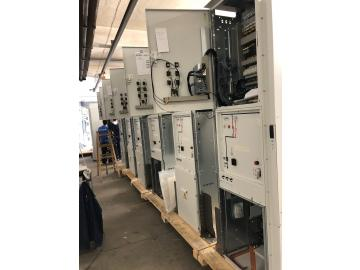 NX PLUS SIEMENS 40,5KV PRIMARY