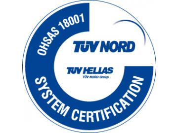 Total Quality SENEKIS  ISO45001:2018  (Transition from OHSAS 18001:2007)