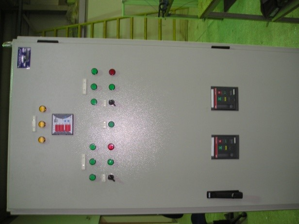 Generator management at Regional Hospital, Naousa
